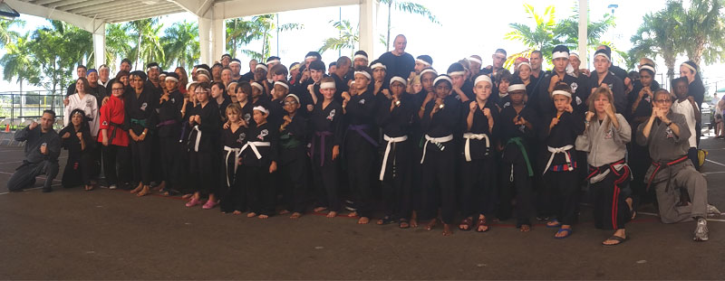 The American Bushido Open Tournament - October 2014